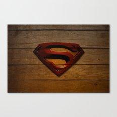SuperWood Canvas Print
