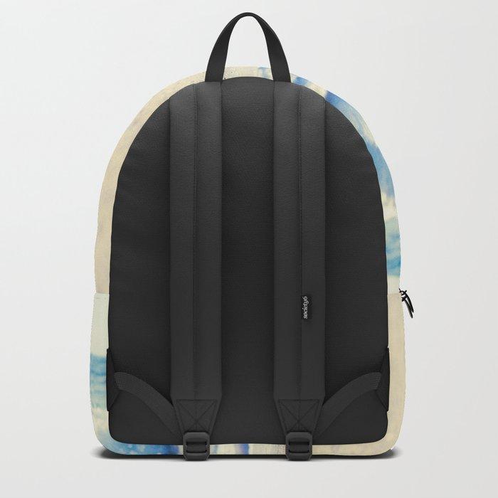 Beach Gold Backpack
