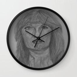 Ann Wilson from Heart Wall Clock