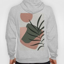 Tropical Abstract Hoody