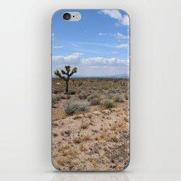 Long Desert Highway iPhone Skin