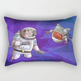 SPACEWALK Rectangular Pillow