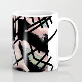 Black Railways Coffee Mug