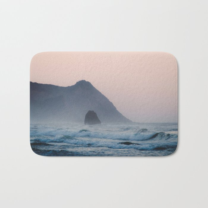 Pacific Coast Paradise Bath Mat