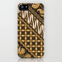 Sedap Malam iPhone Case