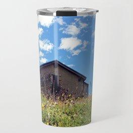 Abandoned Alps Travel Mug
