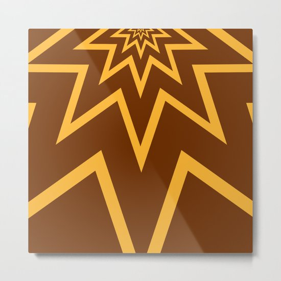 Super Peanut Butter Chocolate Fantastic! Metal Print