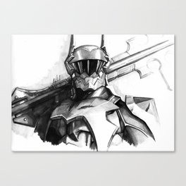 Lingering Will Canvas Print