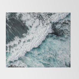 Beach Memories Throw Blanket