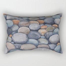 Watercolour relaxation Rectangular Pillow