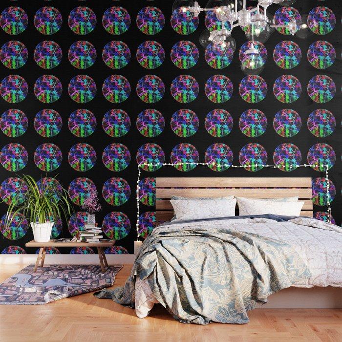 Disco Ball Night Wallpaper