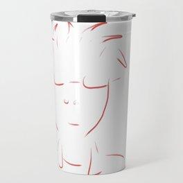 Face 4 Travel Mug