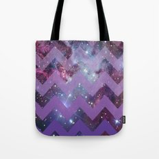 Infinite Purple Tote Bag