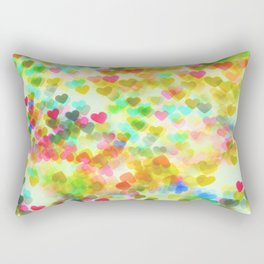 Heartlight Rectangular Pillow
