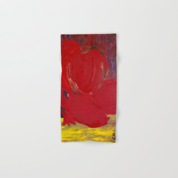 Abstract in Nature Hand & Bath Towel