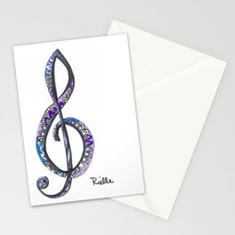 The Treble Child Stationery Cards