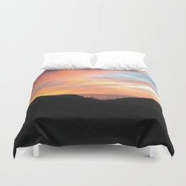 Sunset Soul Duvet Cover