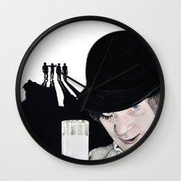 Moloko My Droogie? Wall Clock