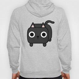 Cat Loaf - Black Kitty Hoody
