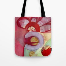 plume Tote Bag
