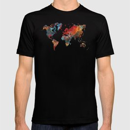 World Map 2020 T-shirt