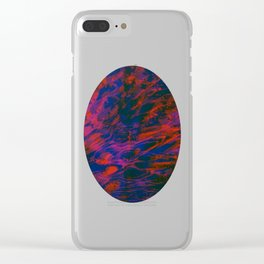 Sing Clear iPhone Case