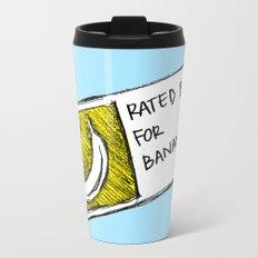 B for Bananas Travel Mug
