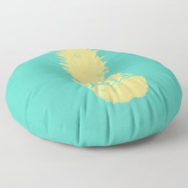ALOHA - Pineapple print Floor Pillow