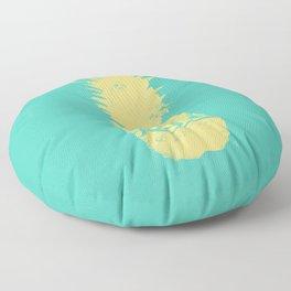ALOHA - Pineapple print Floor Pillow