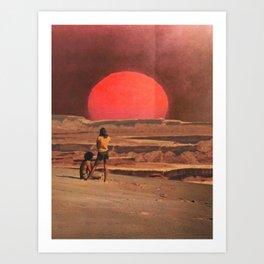 Peyote Art Print