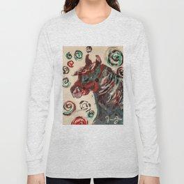 Spirit Horse Long Sleeve T-shirt