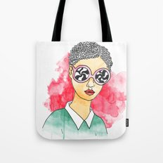 Mind Tricks Tote Bag