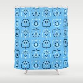 Hedvig Desh Pattern - MCM/100 Shower Curtain