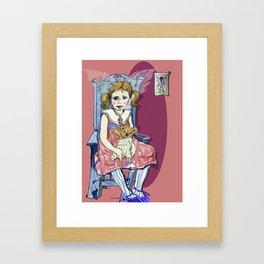 Bestiolas 1 (Little Creature) Framed Art Print