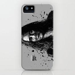 Badass Maggie Greene as played by Lauren Cohan on the Walking Dead iPhone Case