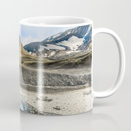 """Extrusion """"Camel"""" at the foot of the Avachinsky volcano Coffee Mug"""