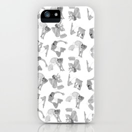 Metamorphosis Six iPhone Case