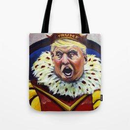 His Highness, Donald Drumpf Tote Bag