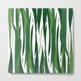 the grass is greener Metal Print
