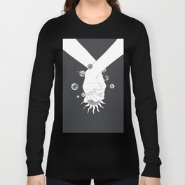 Everything Revolves Around Us II Long Sleeve T-shirt