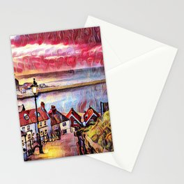 Sweet Whitby Stationery Cards