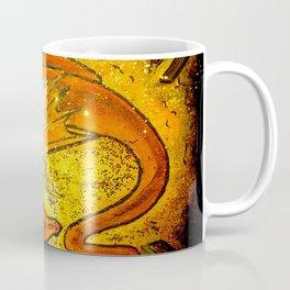 Sleeping dragon... Coffee Mug