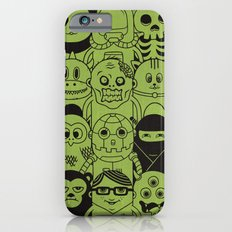 Famous Characters iPhone 6s Slim Case