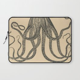 Vintage Octopus Laptop Sleeve