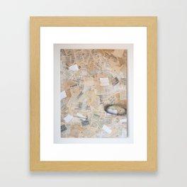 Reading 1. d) Framed Art Print