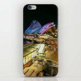 Sydney Opera House & Harbour Bridge iPhone Skin