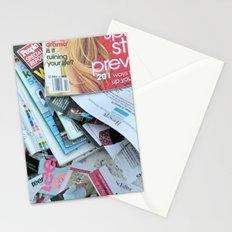 magazines Stationery Cards