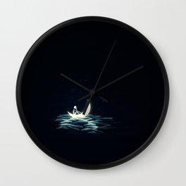 Fallen Sailor Wall Clock