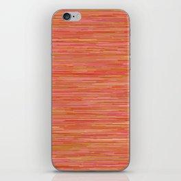 Series 7 - Tangerine iPhone Skin