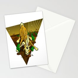 Mutant Zoo - Girabbit Stationery Cards
